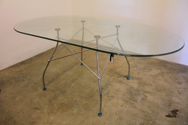 FRM5006 METALGLASS DINNING TABLE