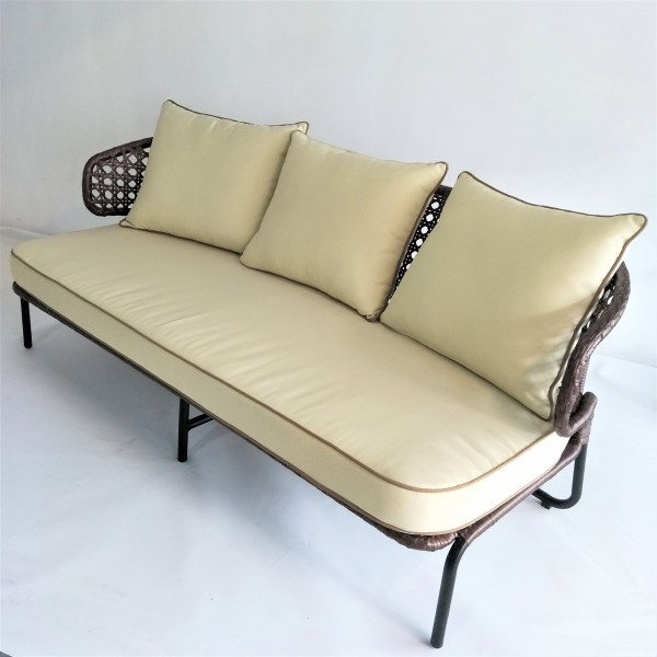 3 SEATER OUTDOOR SOFA - FRM80274