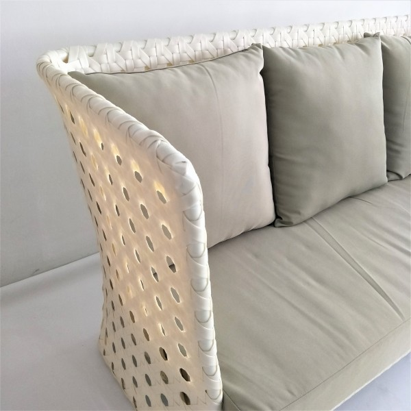 3 SEATER OUTDOOR SOFA - FRM80334
