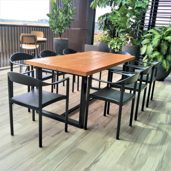 SOLID PINE WOOD DINING TABLE FRM5050A  : Product05 11 2017 12 36 315435 from www.jbtalks.cc size 600 x 600 jpeg 119kB