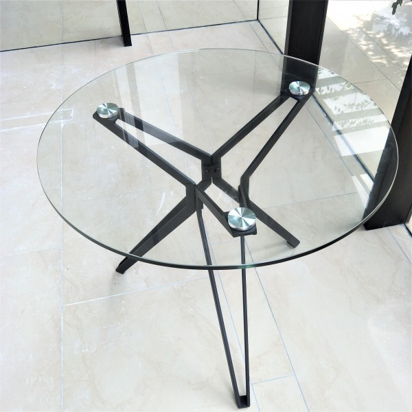 ROUND GLASS TABLE - FRM5113A2