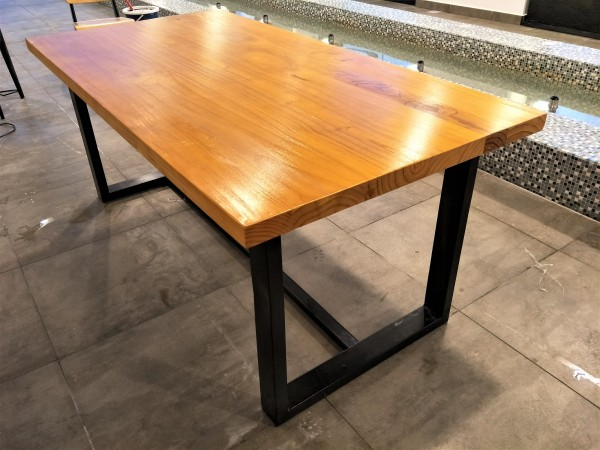 FRM5050A PINE WOOD DINING TABLE