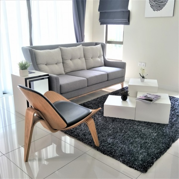SHELL CHAIR - FRM70375