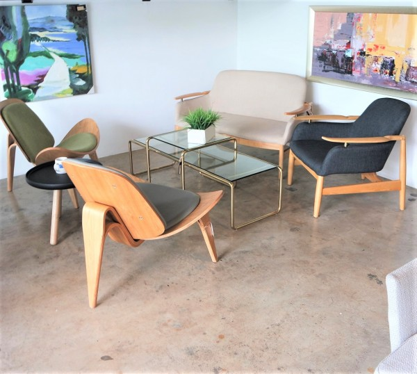 SHELL CHAIR - FRM70376