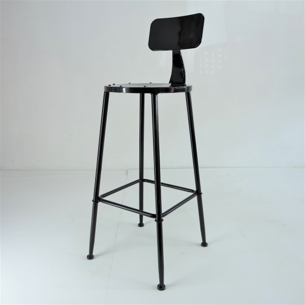 METAL BAR STOOL - FRM10392