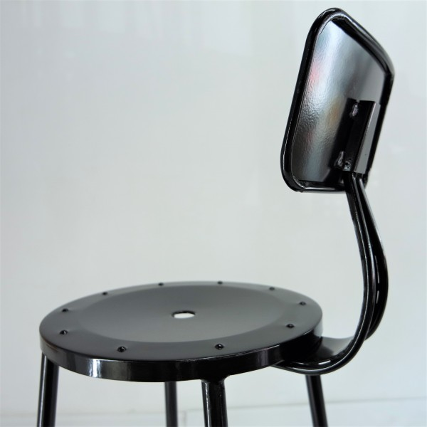 METAL BAR STOOL - FRM10393