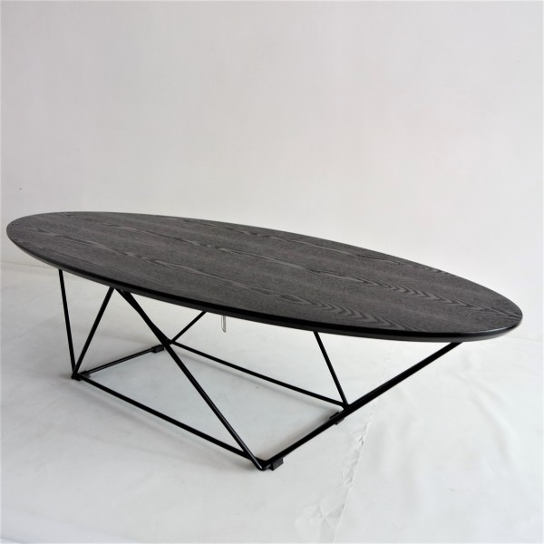 OVAL COFFEE TABLE - FRM3077-B6