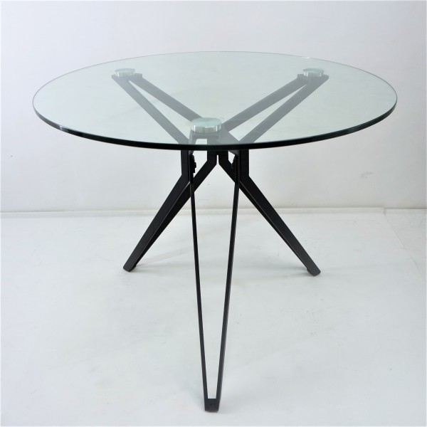 ROUND GLASS TABLE - FRM5113A1