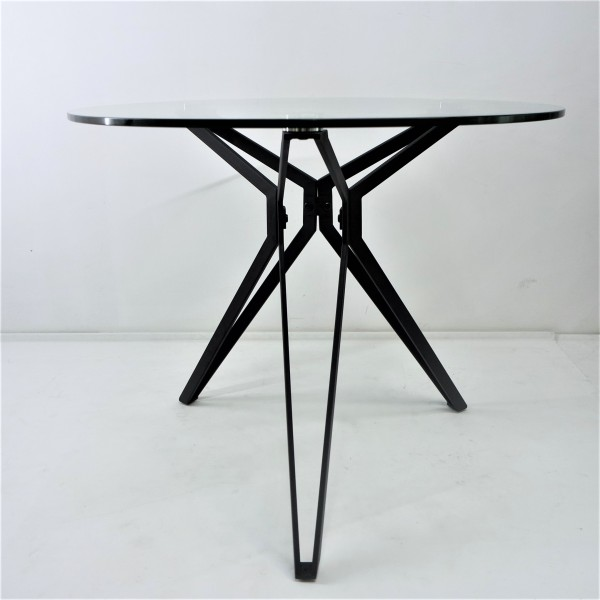 ROUND GLASS TABLE - FRM5113A3
