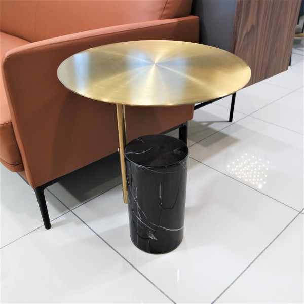 STAINLESS STEEL SIDE TABLE - FRM21062