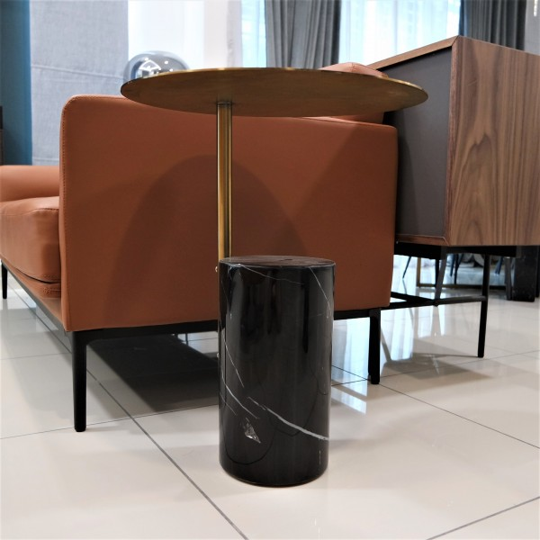 STAINLESS STEEL SIDE TABLE - FRM21063
