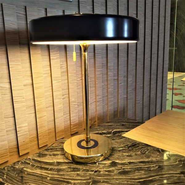 ALUMINUM TABLE LAMP - LTT10112