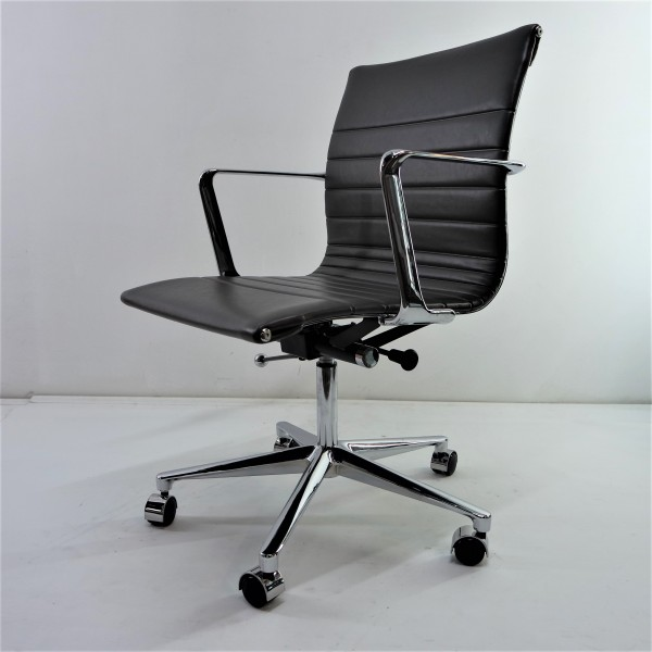 MICRO FIBER LEATHER OFFICE CHAIR  FRM9506-LG4
