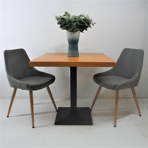 SOLID PINE WOOD DINING SET : RM 1188 ONLY1