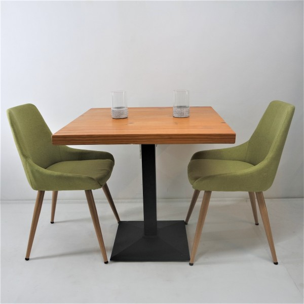 SOLID PINE WOOD DINING SET : RM 1188 ONLY2