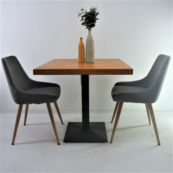 SOLID PINE WOOD DINING SET : RM 1188 ONLY3