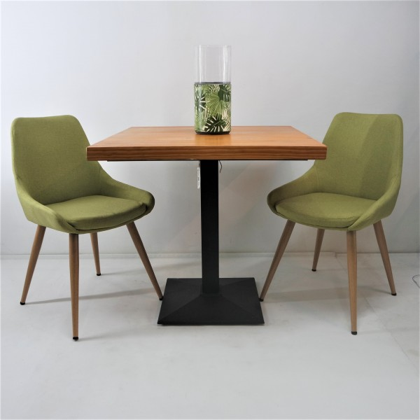 SOLID PINE WOOD DINING SET : RM 1188 ONLY6