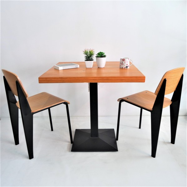 SOLID PINE WOOD DINING SET : RM 998 ONLY1