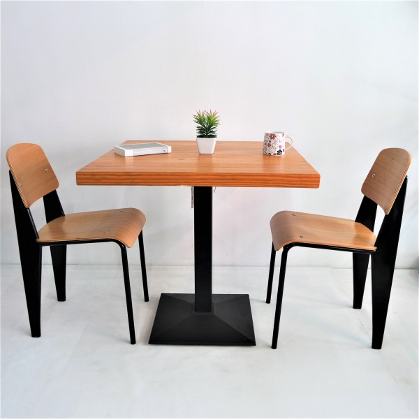 SOLID PINE WOOD DINING SET : RM 998 ONLY2
