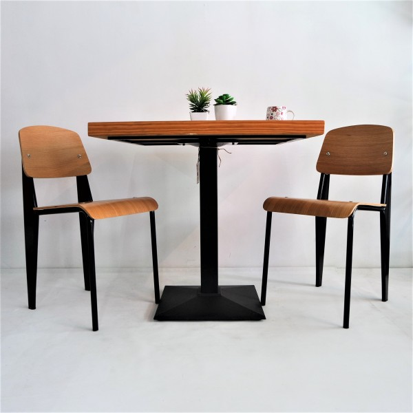 SOLID PINE WOOD DINING SET : RM 998 ONLY6