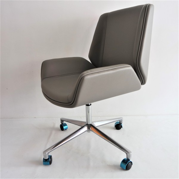 PU OFFICE CHAIR - FRM9027-PC1