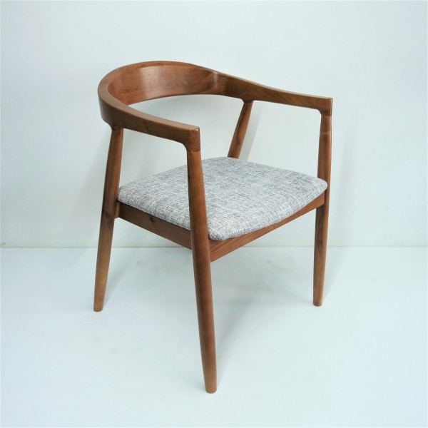 ASH WOOD ARM CHAIR - FRM02123
