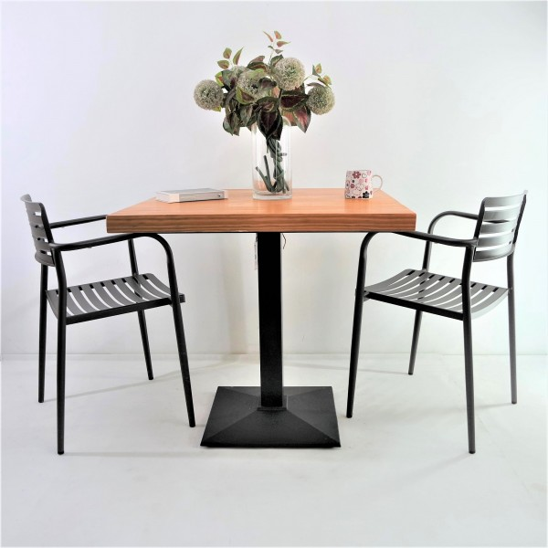 SOLID PINE WOOD OUTDOOR TABLE SET : RM899 ONLY1