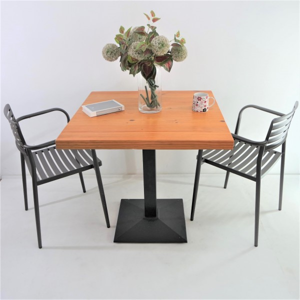 SOLID PINE WOOD OUTDOOR TABLE SET : RM899 ONLY2