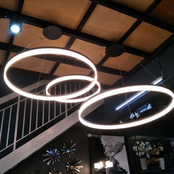 LED ROUND PENDANT LAMP (SMALL) - LTC0062B4