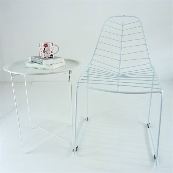FRM0077 WIRE CHAIR3