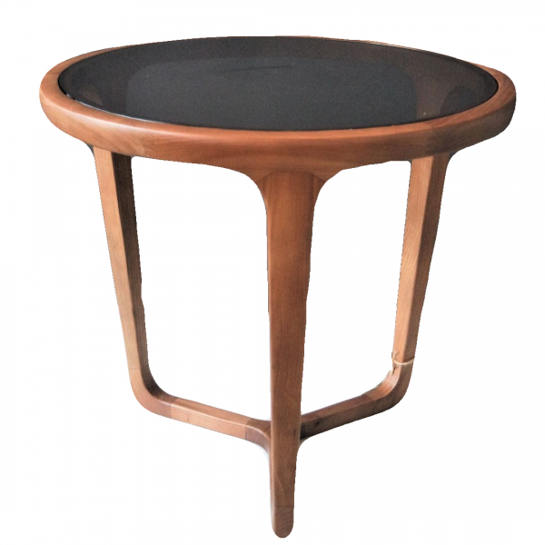AMERICA ASH WOOD SIDE TABLE(S) - FRM30551