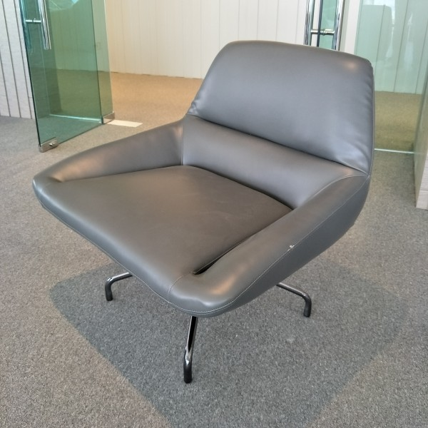 MICRO FIBRE LOUNGE CHAIR - FRM71911