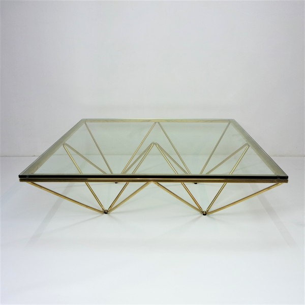 GOLD COFFEE TABLE - FRM3068-GD3