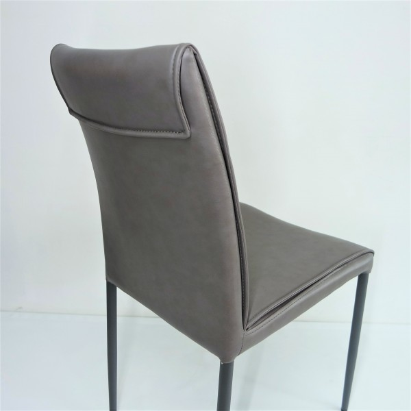 PU DINING CHAIR - FRM0213-PBR3