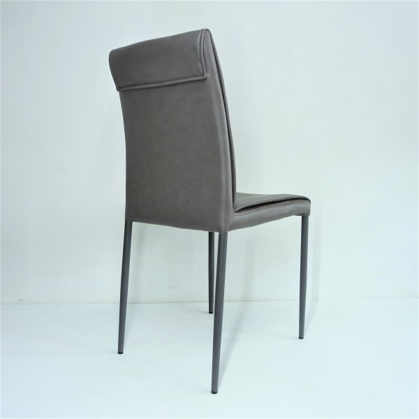 PU DINING CHAIR - FRM0213-PBR4