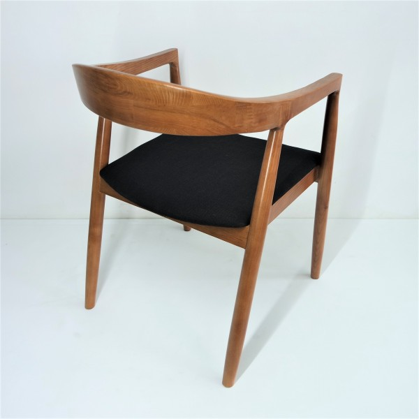 ASH WOOD ARM CHAIR - FRM02126