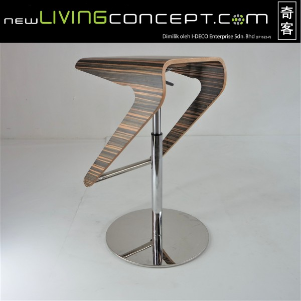 DESIGNER BAR CHAIR - FRM10591