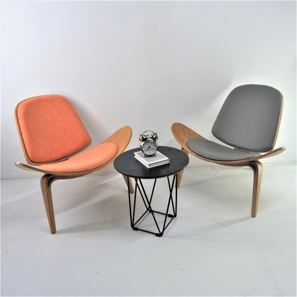 SHELL CHAIR SET - RM1888 0NLY2