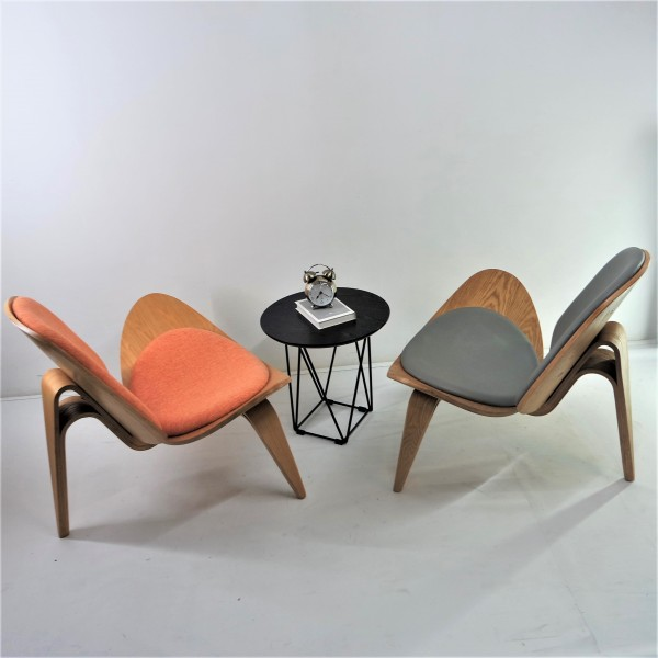 SHELL CHAIR SET - RM1888 0NLY5