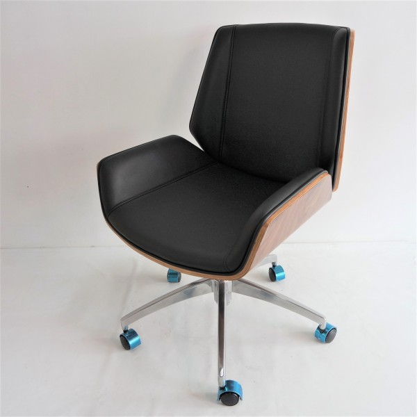 PU OFFICE CHAIR - FRM90273
