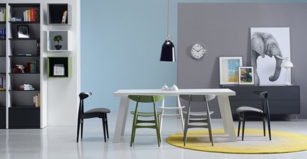 BRENT 1.2M DINING TABLE - FRM5026A3